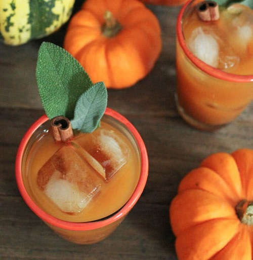 8 Perfect Pumpkin Flavored Drinks