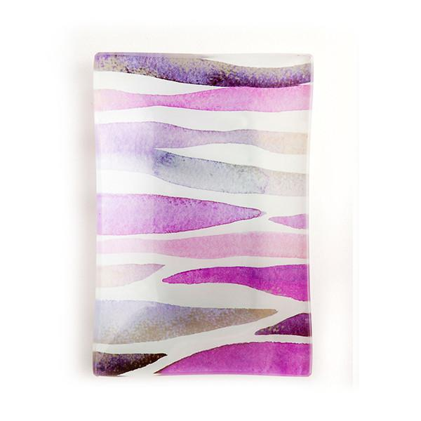 Via Mercato Soap Dish - Purple - Sale/Final Cut