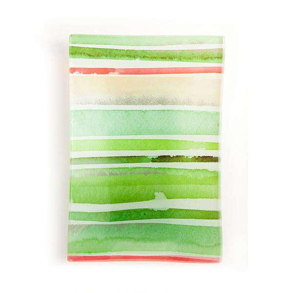 Via Mercato Soap Dish - Green - Sale/Final Cut