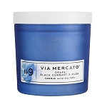 Grape, Black Currant, & Musk No.9 - Via Mercato - Soy Candle - 8 oz