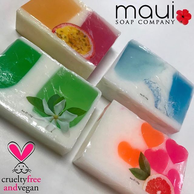 Maui Soap Body Care