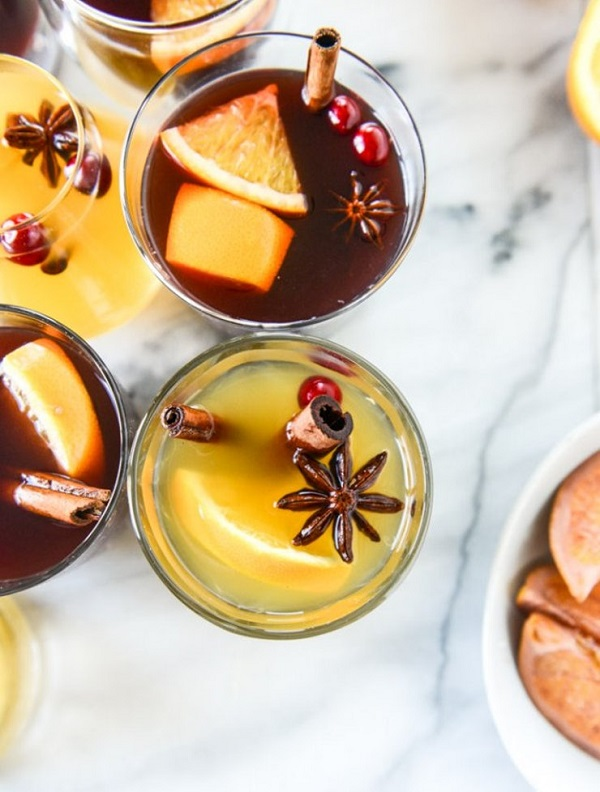 21 Hot Fall Drink Recipes