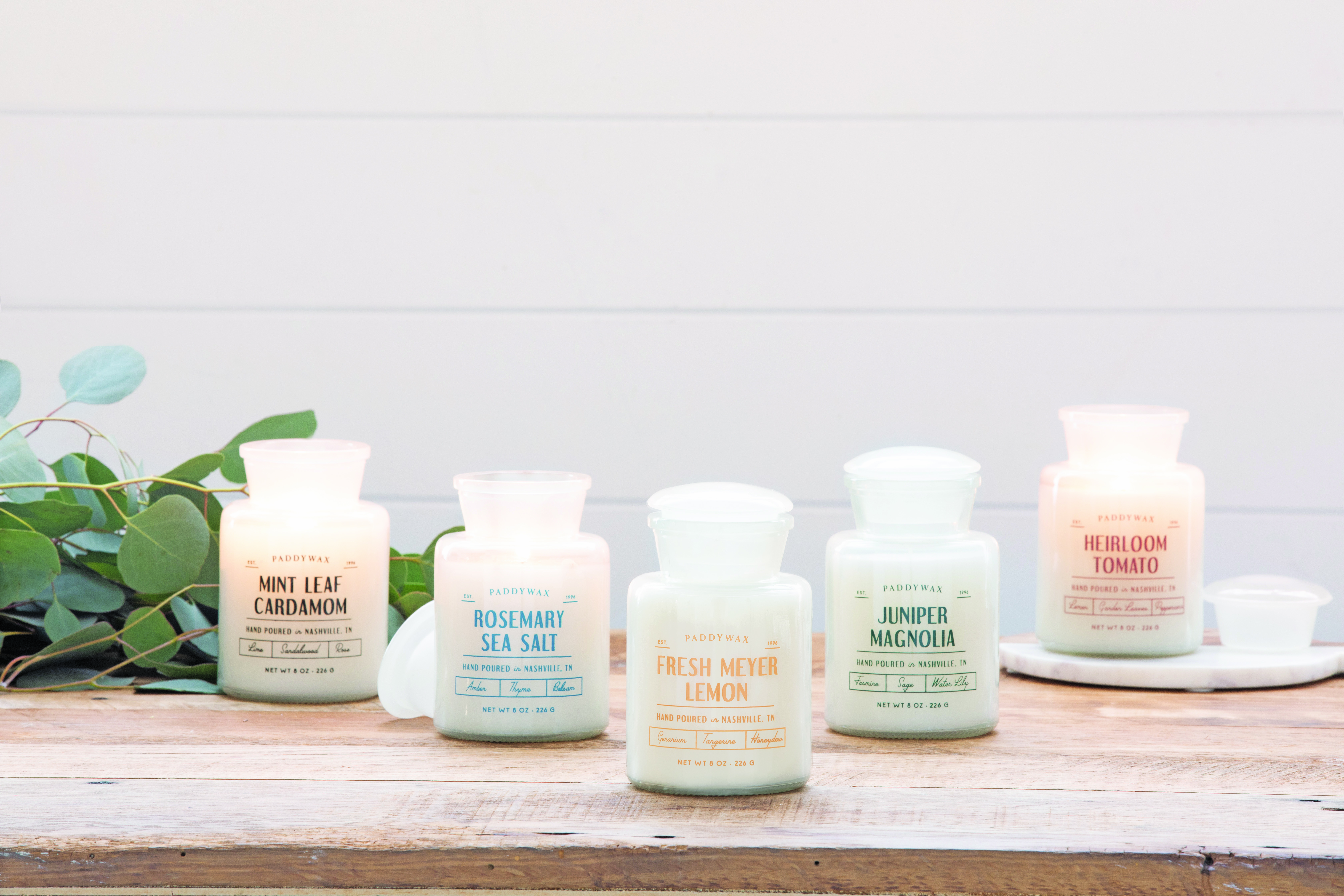 Paddywax Farmhouse Soy Candle Collection