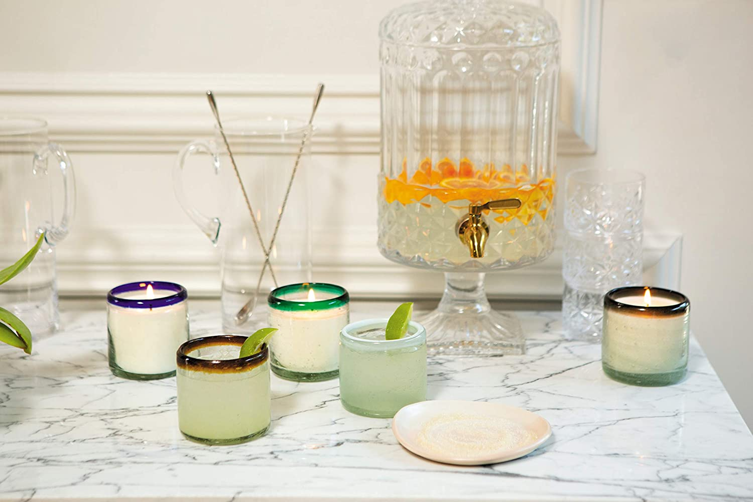 Paddywax La Playa Soy Candle Collection