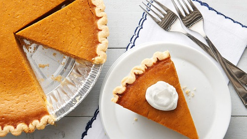 Easiest-Ever Pumpkin Pie Recipe