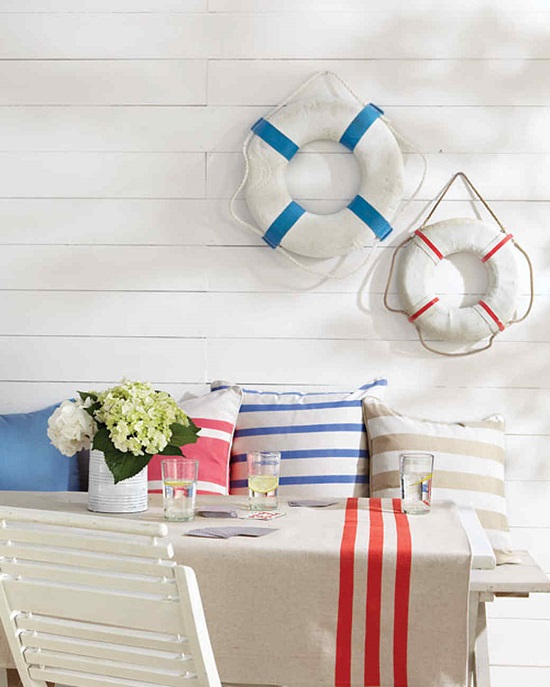 Summer Decorating Ideas | Bravahomedecor.com