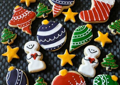 Impress Santa with One of These Christmas Cookie Recipes