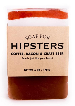 Soap for Hipsters - 170g / 6oz