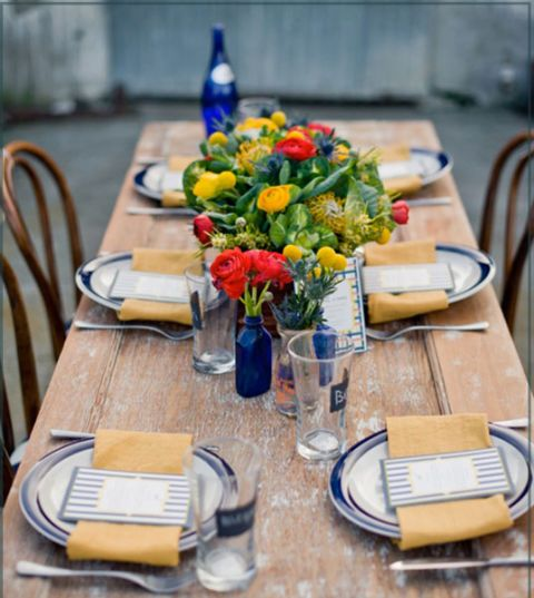 11 Tablescape Ideas To Inspire Your End of Summer Party