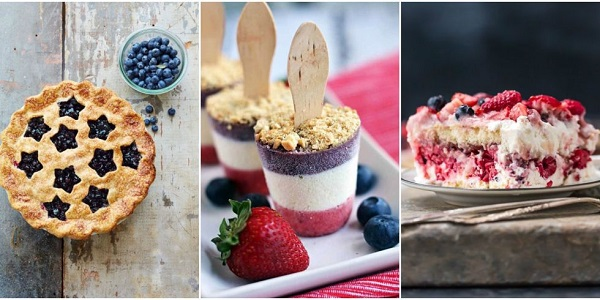 20 Desserts That Are Perfect for Memorial Day Weekend