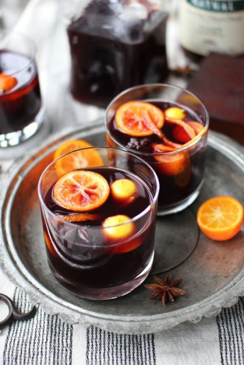 25 Fall Cocktails Perfect for Thanksgiving