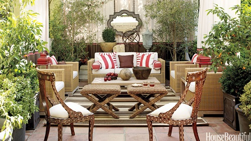 10 Outdoor Decorating Ideas