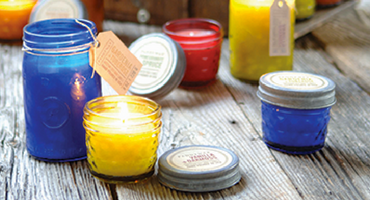 Paddywax Relish Soy Candle Collection