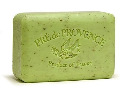 Lime Zest - Pre de Provence - French Bar Soap - Pure Vegetable Oil - 250g / 8.8oz