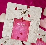 Camelia & Tea Rose - Pre de Provence - French Heart Soap - Hearts of Provence Gift Box - 4 x 100g - Sale/Closeout