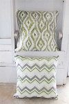 iKat Pattern or Zig Zag Pillow - 24 inch Square - Sale/Closeout