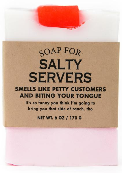 Soap for Salty Servers - 170g / 6oz
