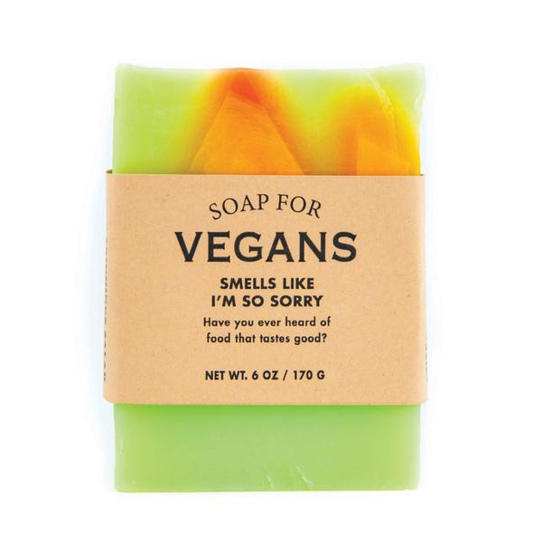 Soap for Vegans  - 170g / 6oz