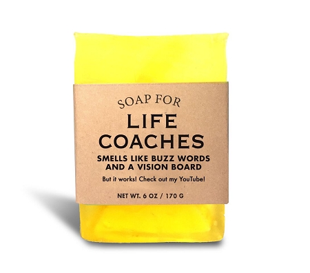 Soap for Life Coaches - 170g / 6oz