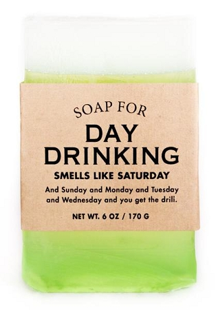 Soap for Day Drinking - 170g / 6oz  - Sale/Final Cut