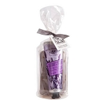 Riche Hand Butter & French Bar Soap Gift Set - Lavender