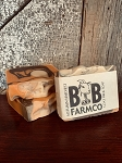 Autumn Harvest - B and B Farm Co - Natural Goat's Milk Bar Soap