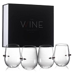 Bullet - Wine Glass Set of 4