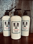 Christmas Spice - B and B Farm Co - Natural Goat's Milk Body Lotion - 8oz