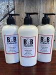 Cranberry Fig - B and B Farm Co - Natural Goat's Milk Body Lotion - 8oz