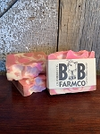 Cranberry Fig - B and B Farm Co - Natural Goat's Milk Bar Soap