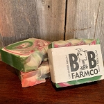 Cucumber Melon - B and B Farm Co - Natural Goat's Milk Bar Soap