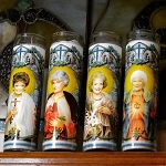 Golden Girls - Celebrity Prayer Candle Set (4)