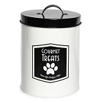 Gourmet Treats Storage Canister - Sale/Final Cut