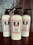 Grapefruit - B and B Farm Co - Natural Goat's Milk Body Lotion - 8oz
