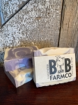 Lavender - B and B Farm Co - Natural Goat's Milk Bar Soap