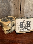Lemongrass Sage - B and B Farm Co - Natural Goat's Milk Bar Soap