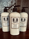 Patchouli Vanilla - B and B Farm Co - Natural Goat's Milk Body Lotion - 8oz