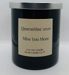 Green Tea & Cucumber - Quarantine 2020 - 76008 Candle Co. - Soy Candle - 9 oz
