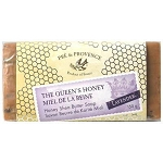 Lavender - Pre de Provence - The Queen's Honey Shea Butter Soap - 150g/5.3oz