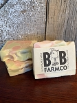 Rosemary Mint - B and B Farm Co - Natural Goat's Milk Bar Soap