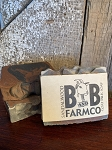 Sandalwood - B and B Farm Co - Natural Goat's Milk Bar Soap
