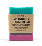 Soap for Working From Home - 170g / 6oz