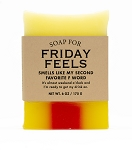Soap for Friday Feels - 170g / 6oz