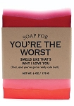 Soap for You're The Worst - 170g / 6oz