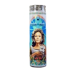 Whitney Houston - Celebrity Prayer Candle - Sale/Final Cut