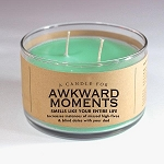 A Candle for Awkward Moments - 481g / 17oz