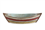 Ceramic Boat Shaped Bowl