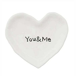 Ceramic Heart Shape -