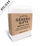 Soap for Generic Gifts - 170g / 6oz