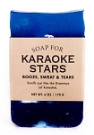Soap for Karaoke Stars - 170g / 6oz